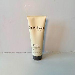 Crepe Erase Exfoliating body polish factory sealed